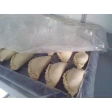Пирожки из мяса кролика, 600 гр