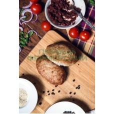котлеты домашние из говядины и свинины 4шт